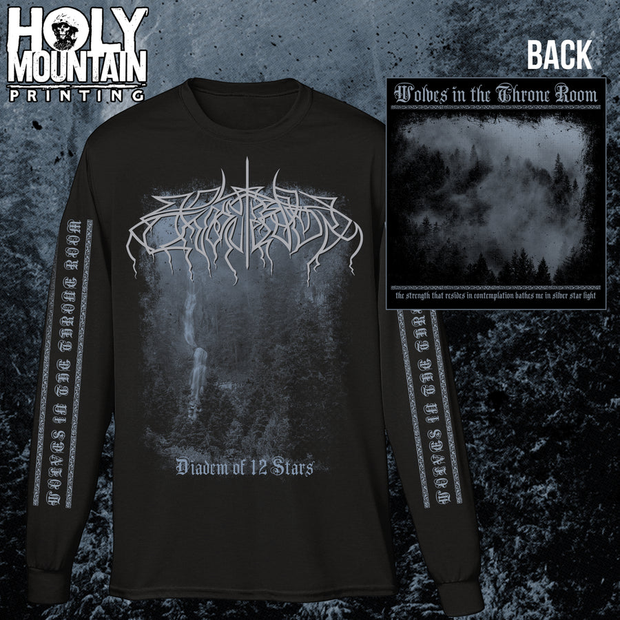"WOLVES IN THE THRONE ROOM ""DIADEM OF 12 STARS"" LONG SLEEVE"