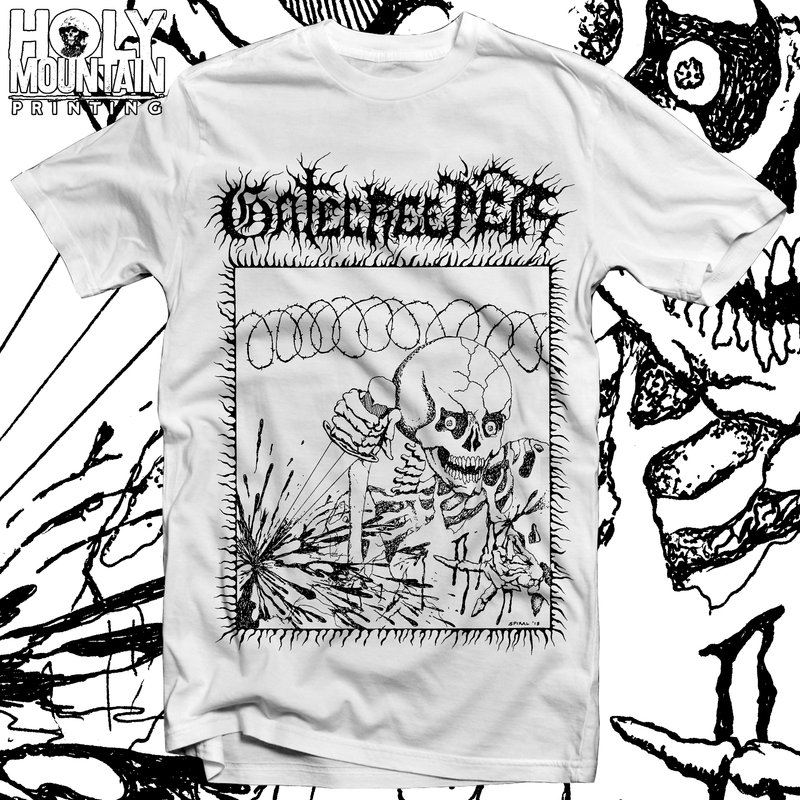 "GATECREEPER ""ALEX COXEN"" SHIRT"