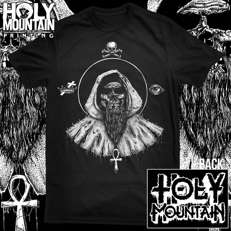 "HOLY MOUNTAIN BLIND DEAD TEMPLAR ""HALO"" SHIRT"