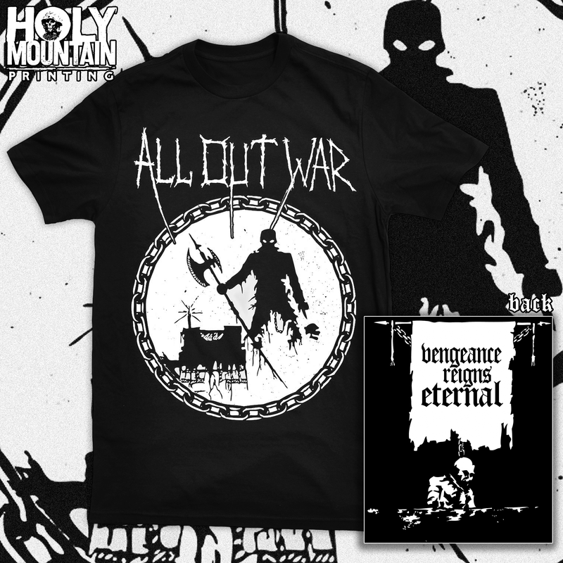 "ALL OUT WAR ""VENGEANCE"" SHIRT"