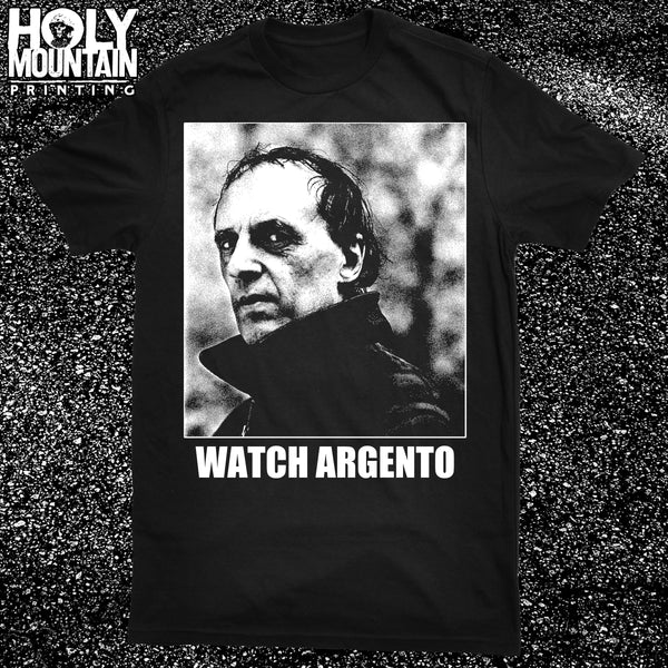 WATCH ARGENTO SHIRT