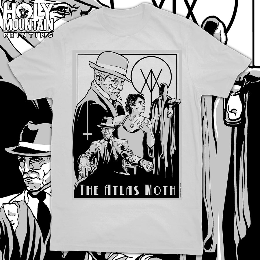 "THE ATLAS MOTH ""COMA NOIRE"" SHIRT"