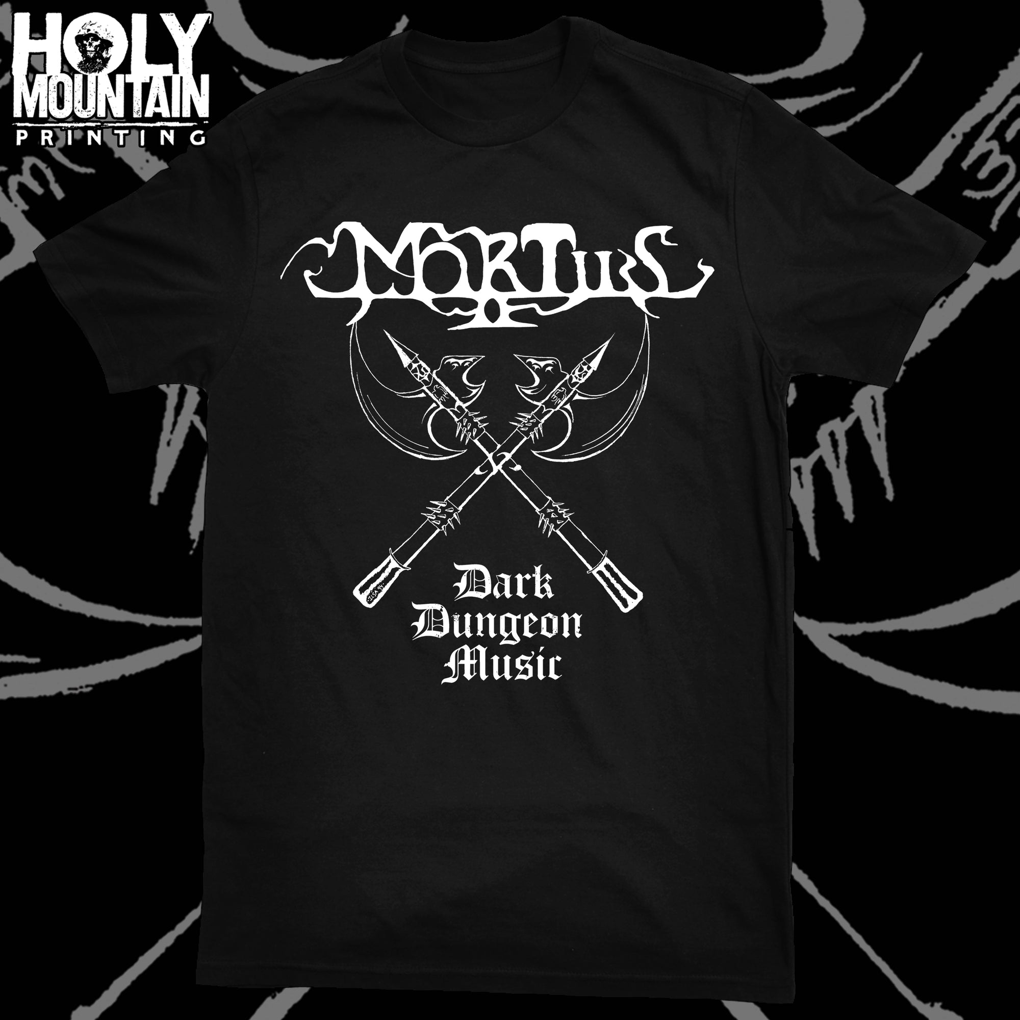"MORTIIS ""AXES"" SHIRT"