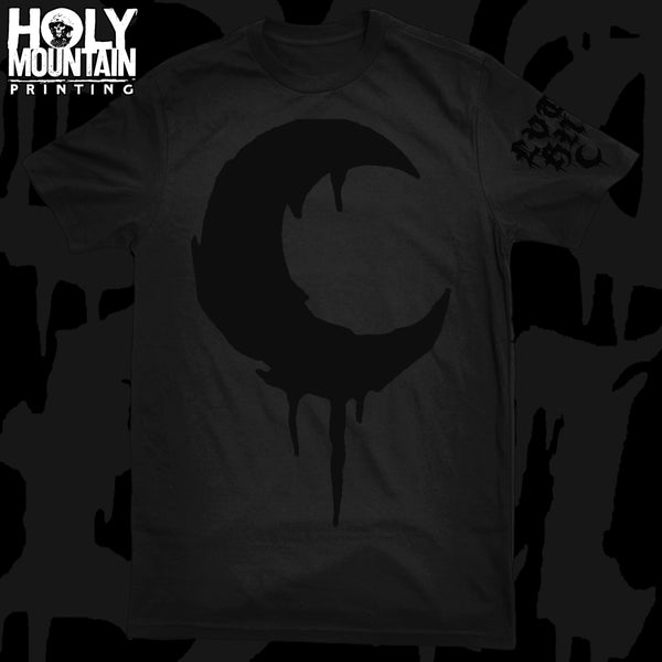 "LEVIATHAN ""BLACK ON BLACK"" SHIRT"