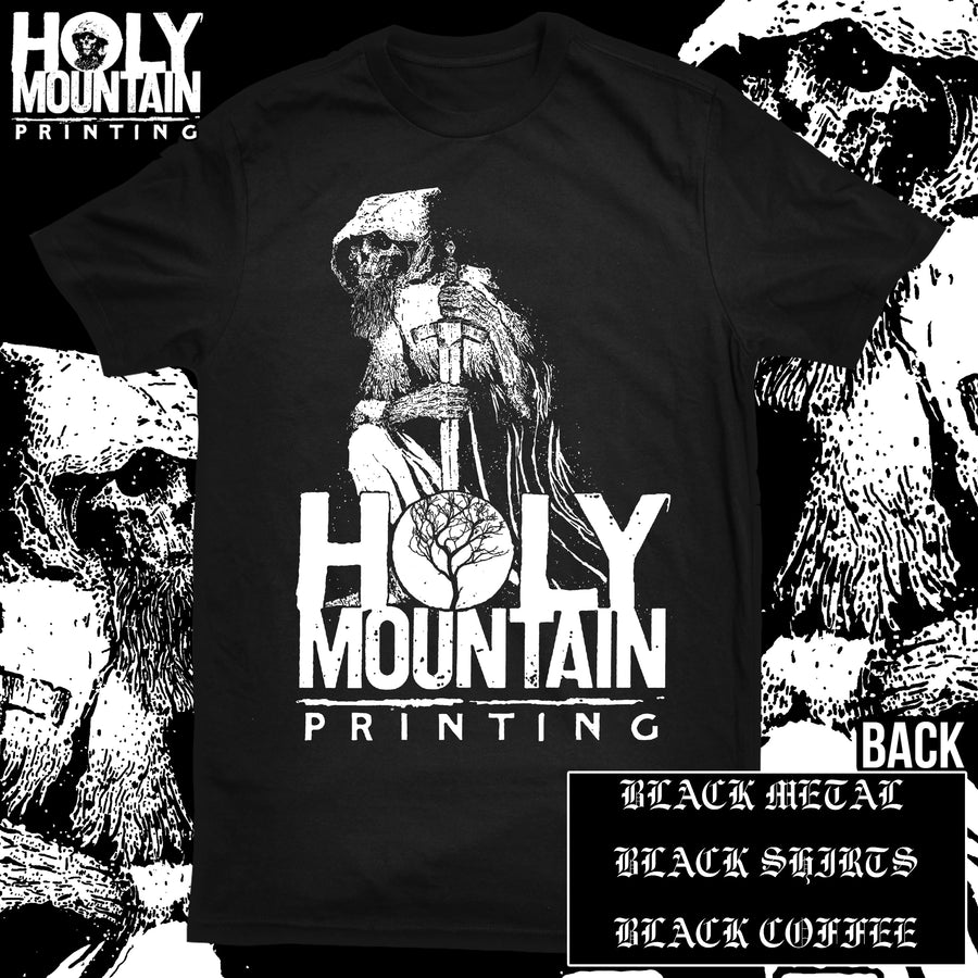 "HOLY MOUNTAIN PRINTING ""BEN BUCKNER"" SHIRT"
