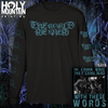 "THE WORLD WE KNEW ""WAKE THE DEAD"" LONG SLEEVE"