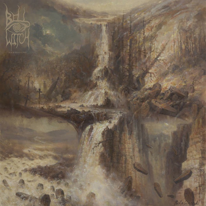 "BELL WITCH ""FOUR PHANTOMS"" CD"