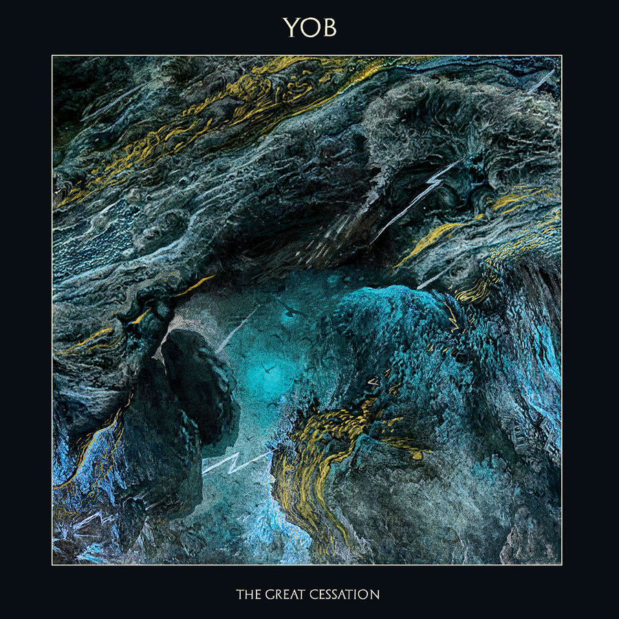 "YOB ""THE GREAT CESSATION"" CD"