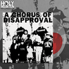 "A CHORUS OF DISAPPROVAL ""TRUTH GIVES WINGS TO STRENGTH"" CLEAR AND RED VINYL RECORD"