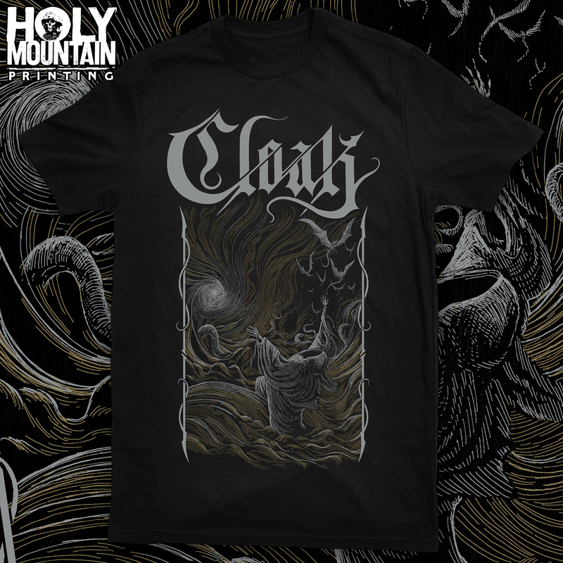 "CLOAK ""NECROMANCER"" SHIRT"