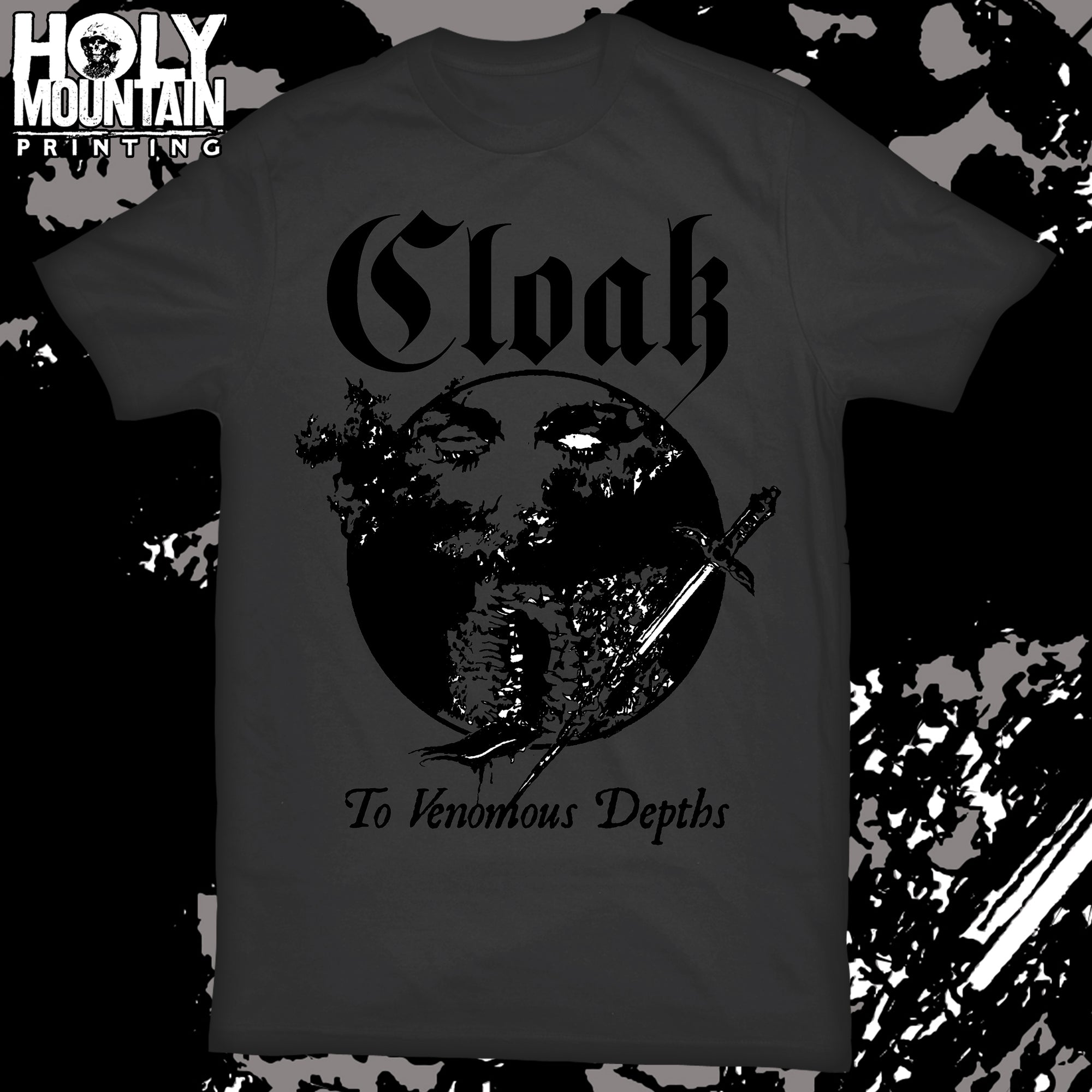 "CLOAK ""PASSAGE"" SHIRT"