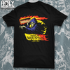 "HOLY MOUNTAIN ""FIRE DEATH SQUEEGEE"" SHIRT"