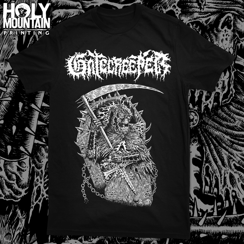 "GATECREEPER ""COFFIN BUSTER"" SHIRT"