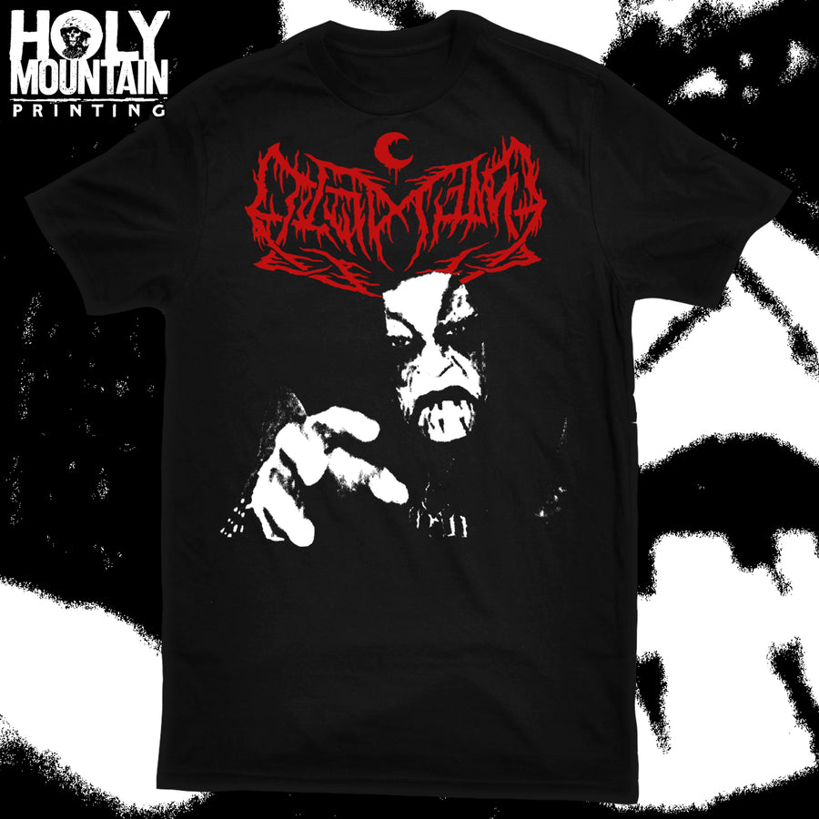 "LEVIATHAN ""CORPSE PAINT"" SHIRT"
