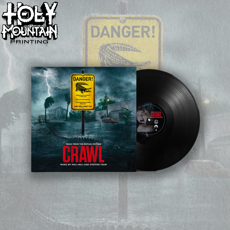 Crawl – Music From The Motion Picture - Vinyl Record