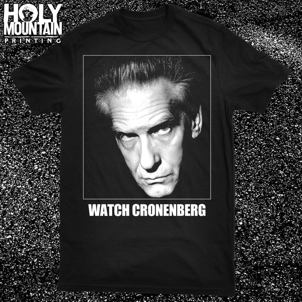 WATCH CRONENBERG SHIRT