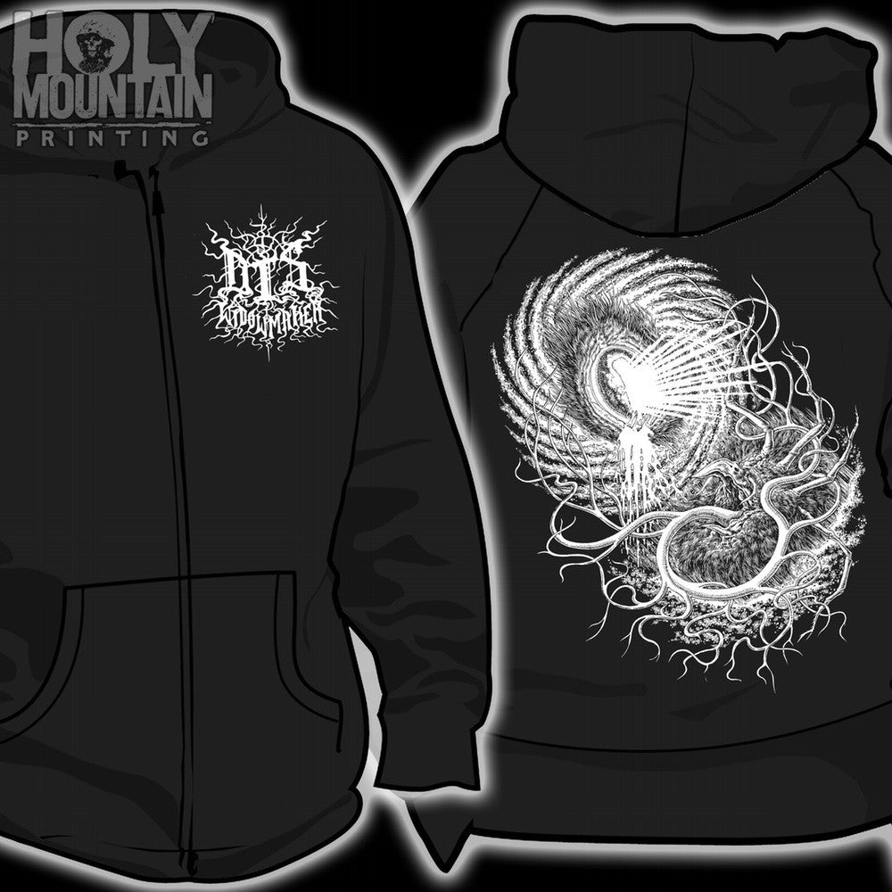 DRAGGED INTO SUNLIGHT 2015 ZIP UP