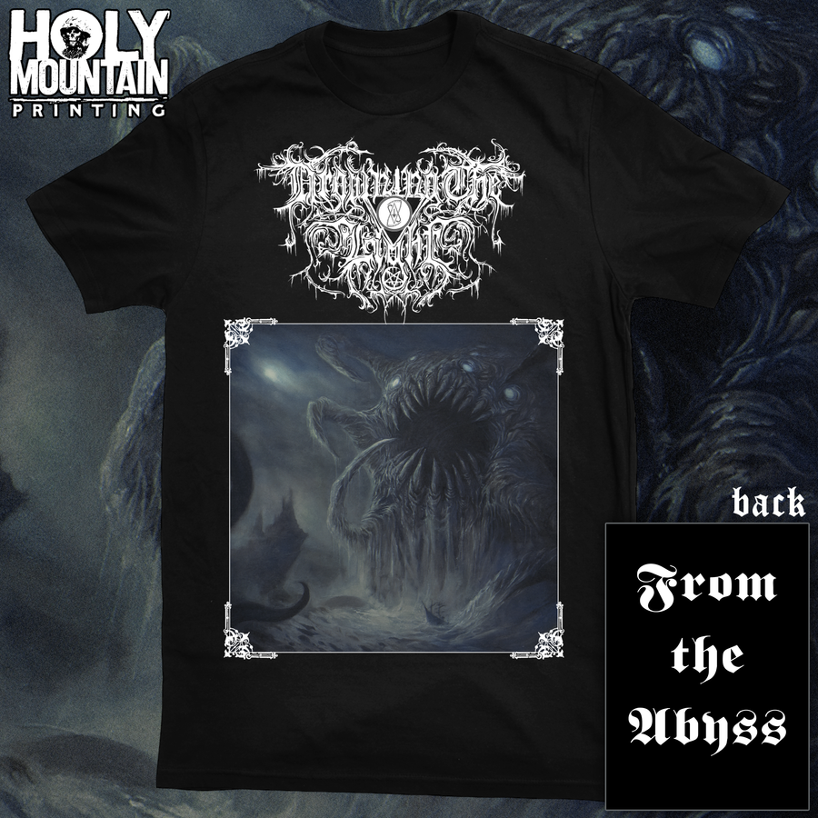 "DROWNING THE LIGHT ""FROM THE ABYSS"" SHIRT"