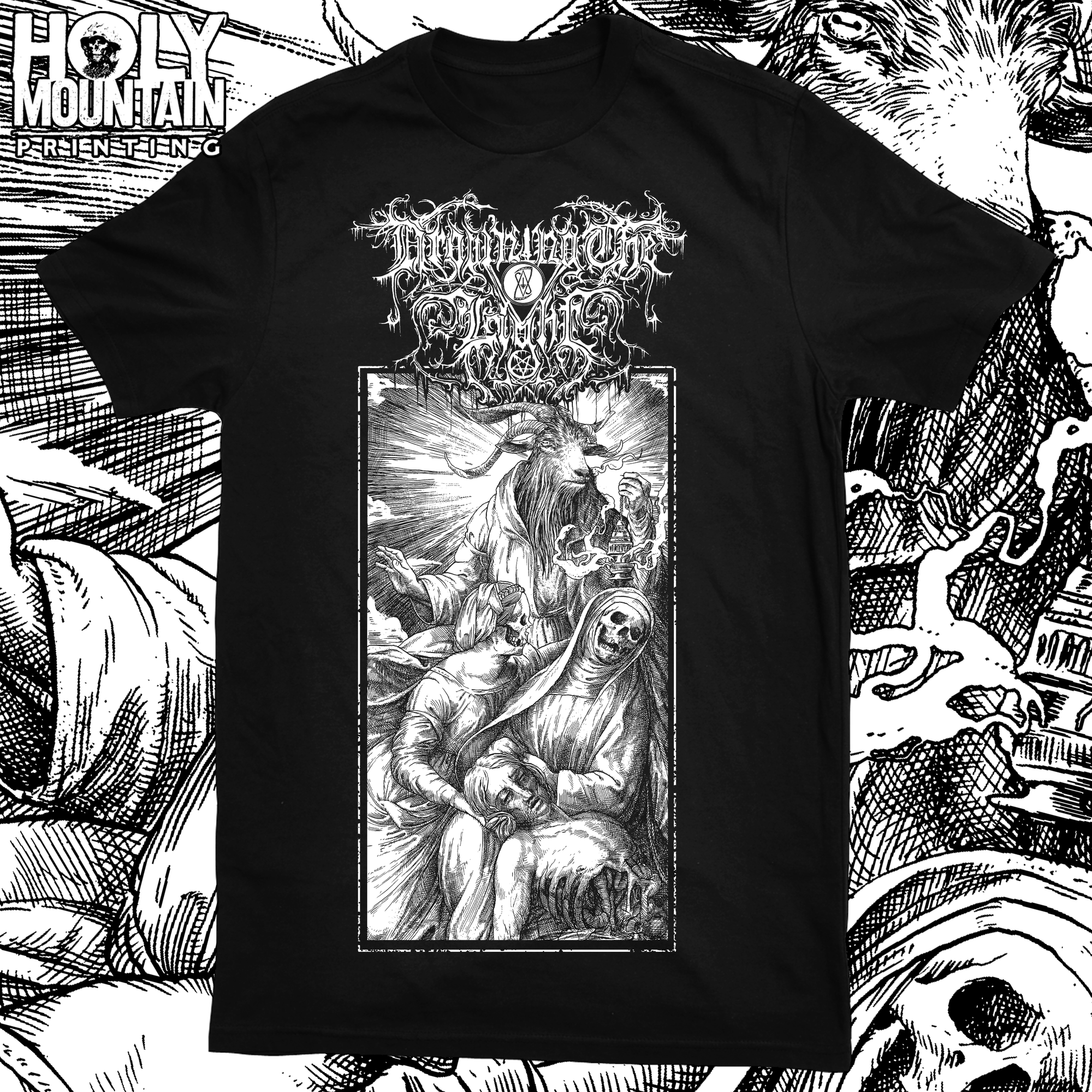 "DROWNING THE LIGHT ""HUGO SILVA"" SHIRT"