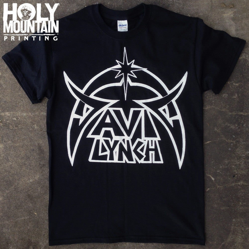 DAVID LYNCH LOGO SHIRT
