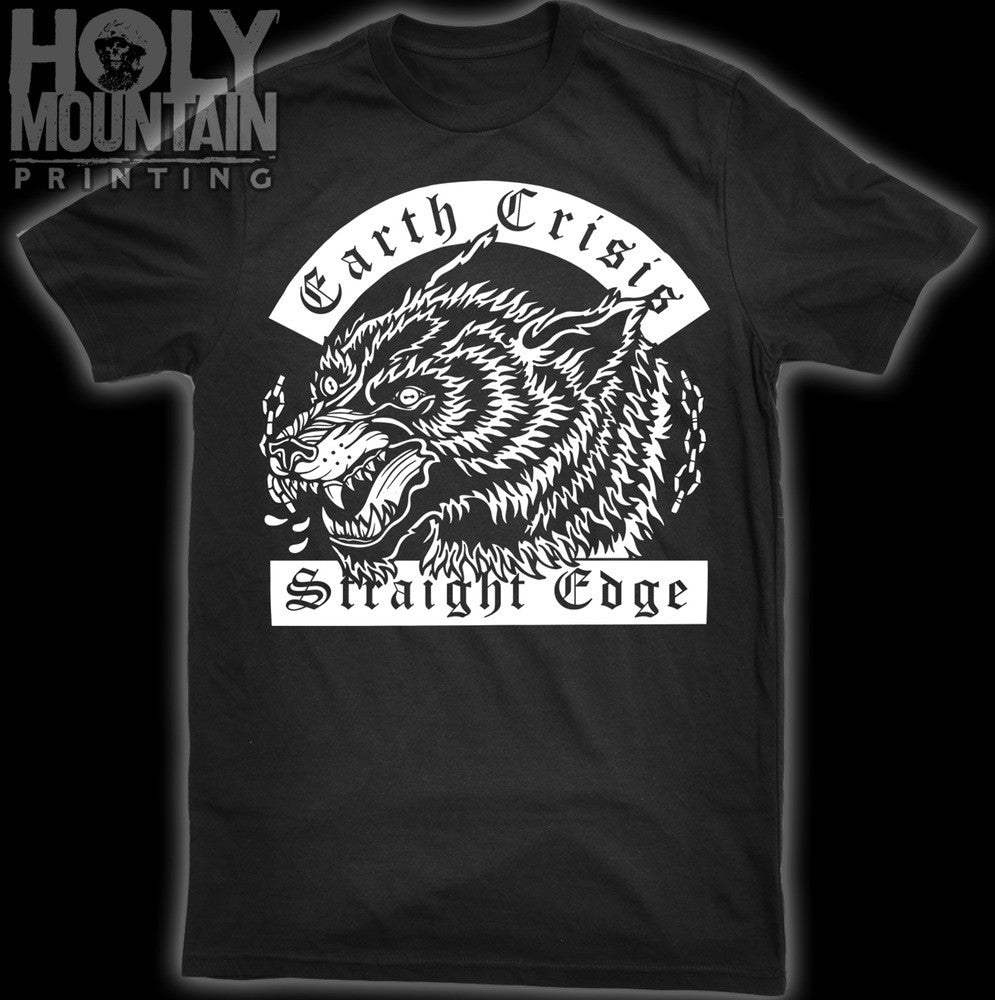 "EARTH CRISIS ""WOLF"" SHIRT"