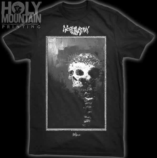 "ENCOFFINATION ""PALE VOICES"" SHIRT"