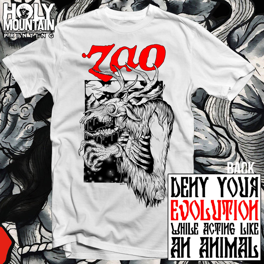 "ZAO ""EVILUTION"" SHIRT"