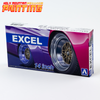 AOSHIMA -  1/24 EXCEL 14INCH INCH WHEELS - MODEL KIT