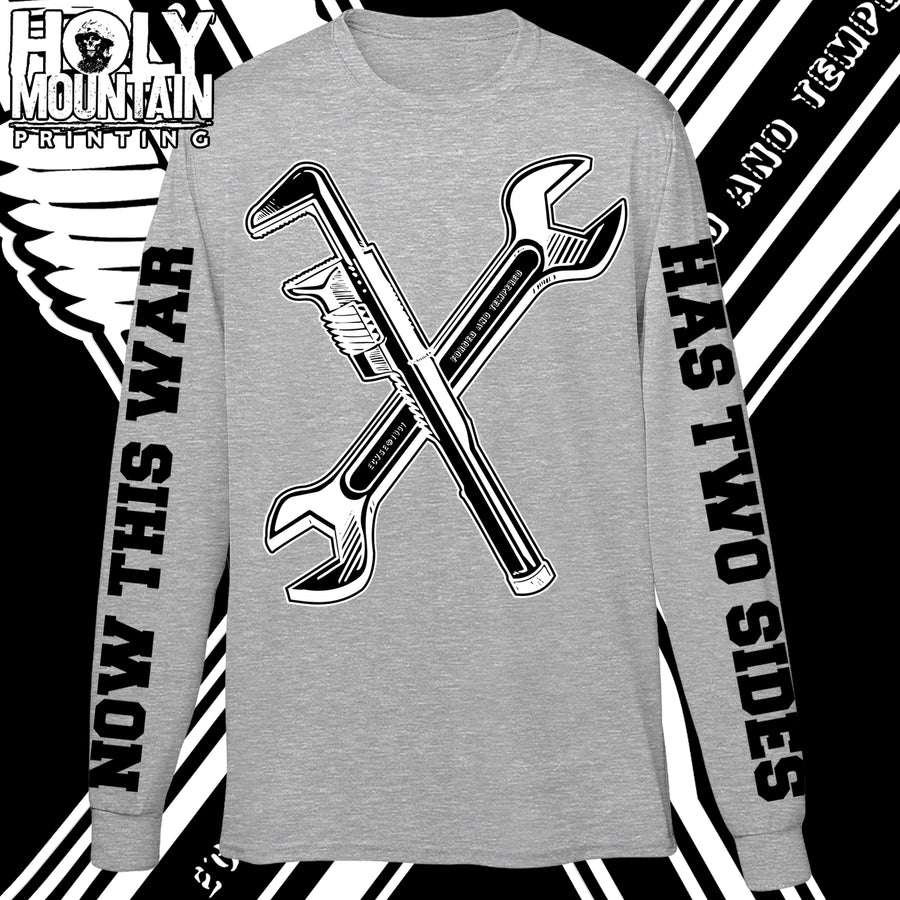 "EARTH CRISIS ""WRENCHES"" LONG SLEEVE SHIRT"