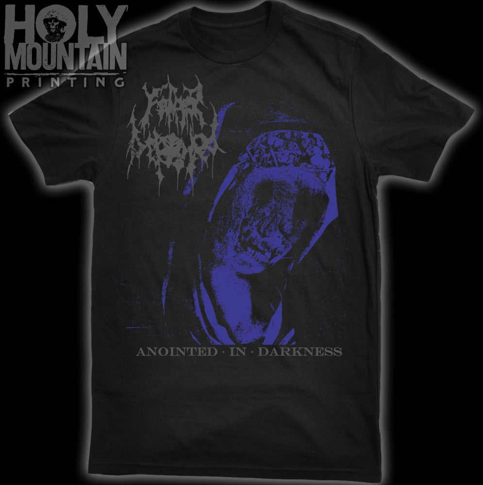 "FATHER BEFOULED ""ANOINTED IN DARKNESS"" SHIRT"