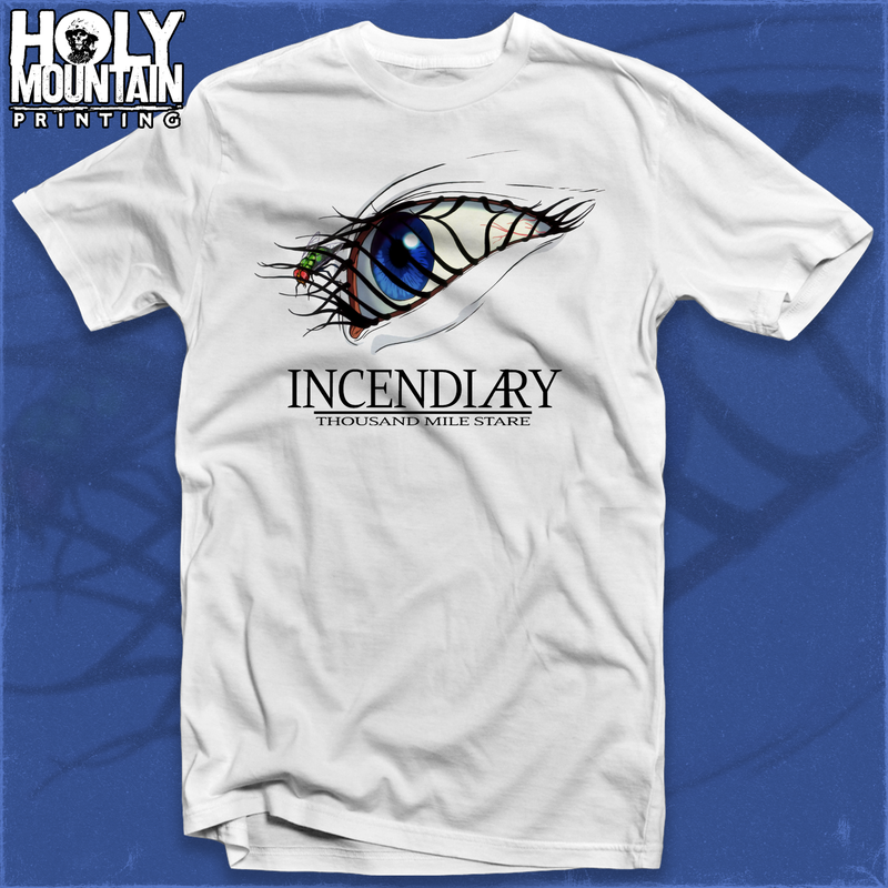 "INCENDIARY ""THOUSAND MILE STARE"" SHIRT"