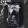 "FULL OF HELL ""WEEPING CHOIR"" FLAG"