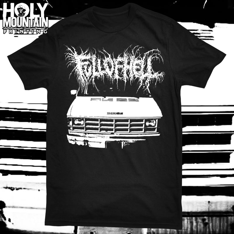 "FULL OF HELL ""VAN"" SHIRT"