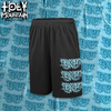 FROZEN SOUL GYM SHORTS