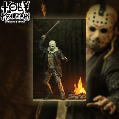 "NECA - Friday the 13th – 7"" Scale Action Figure – Ultimate 2009 Jason"