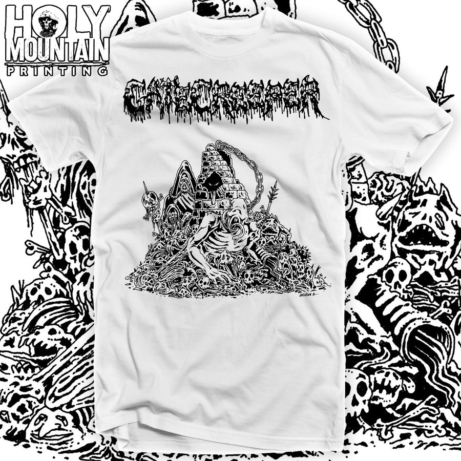"GATECREEPER ""CHAINED BEAST"" SHIRT"