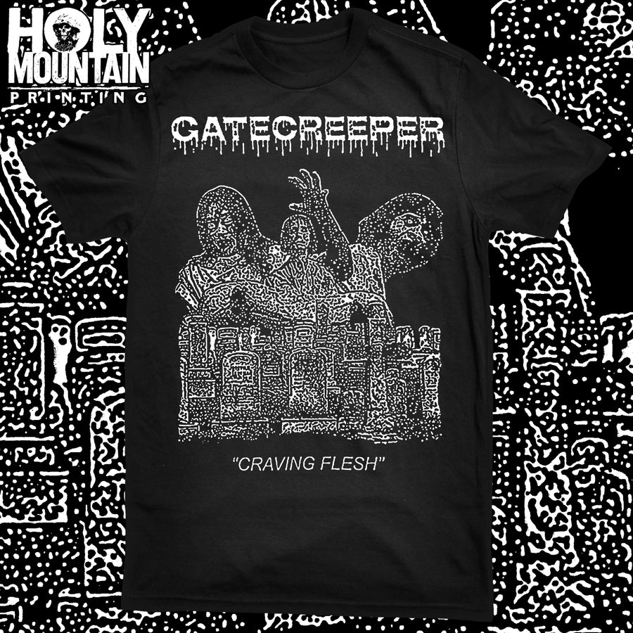 "GATECREEPER ""CRAVING FLESH"" SHIRT"