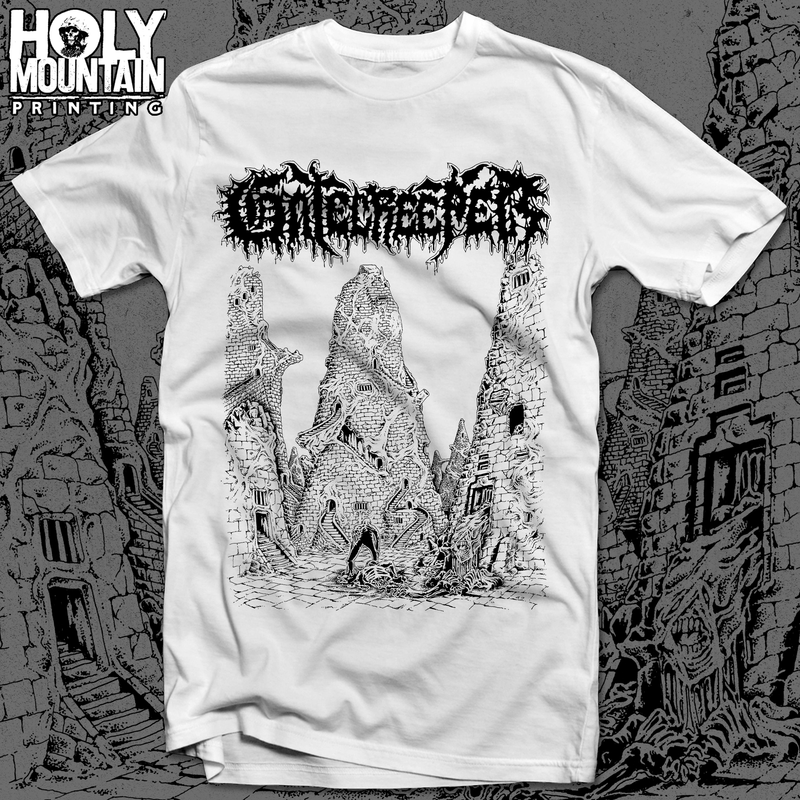 "GATECREEPER ""STONE TOWERS"" SHIRT"