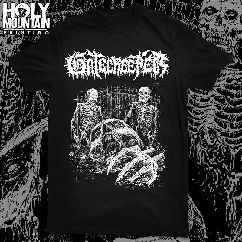 "GATECREEPER ""RIDDICK"" SHIRT"