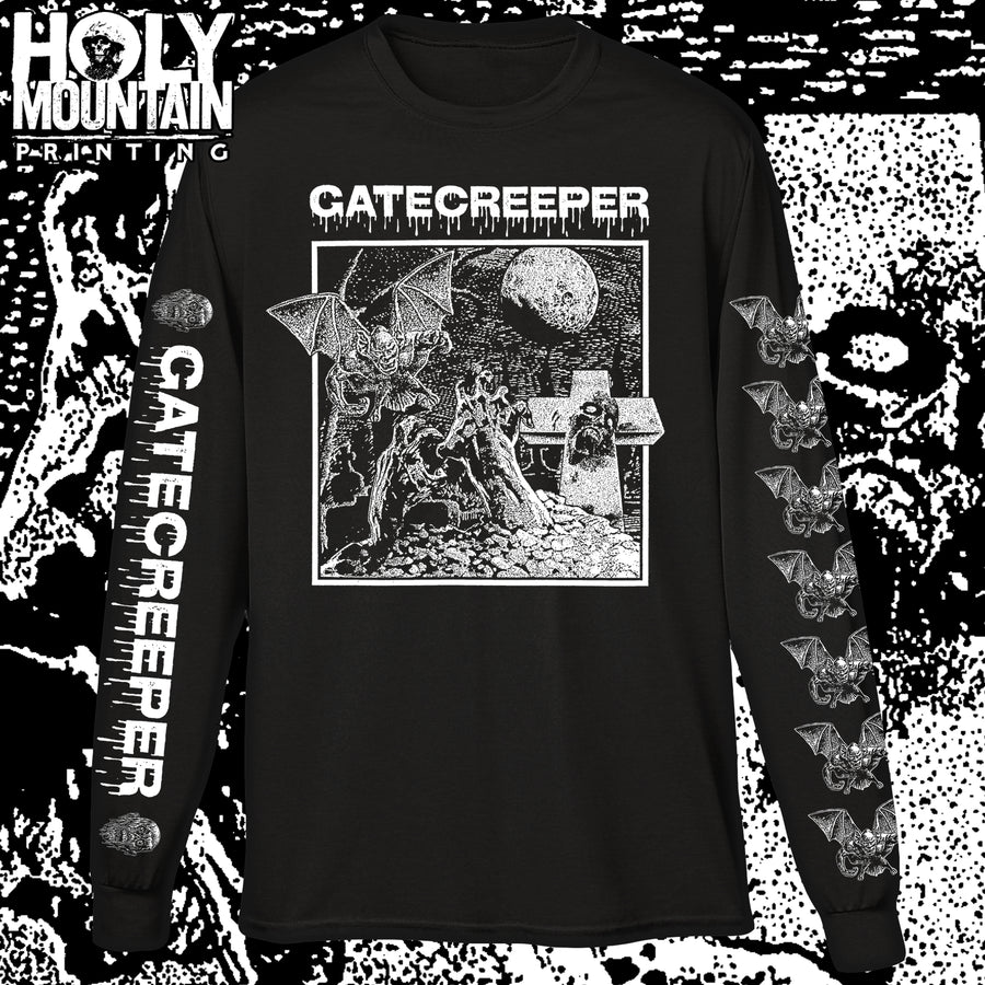 "GATECREEPER ""GRAVEYARD"" LONG SLEEVE"