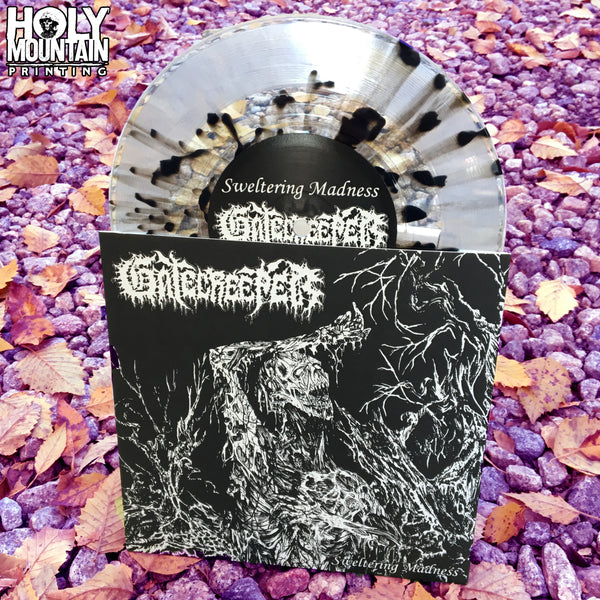 "GATECREEPER -SWELTERING MADNESS- 7"" RECORD"