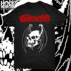 "GATECREEPER ""WINGED SKULL"" BLACK SHIRT"