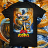 GODZILLA VS KING GHIDORAH SHIRT
