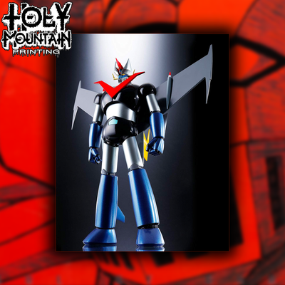 BANDAI - SOUL OF CHOGOKIN GX-73 GREAT MAZINGER D.C.