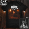 "HULDER ""HAIL THE DARKNESS"" SHIRT"