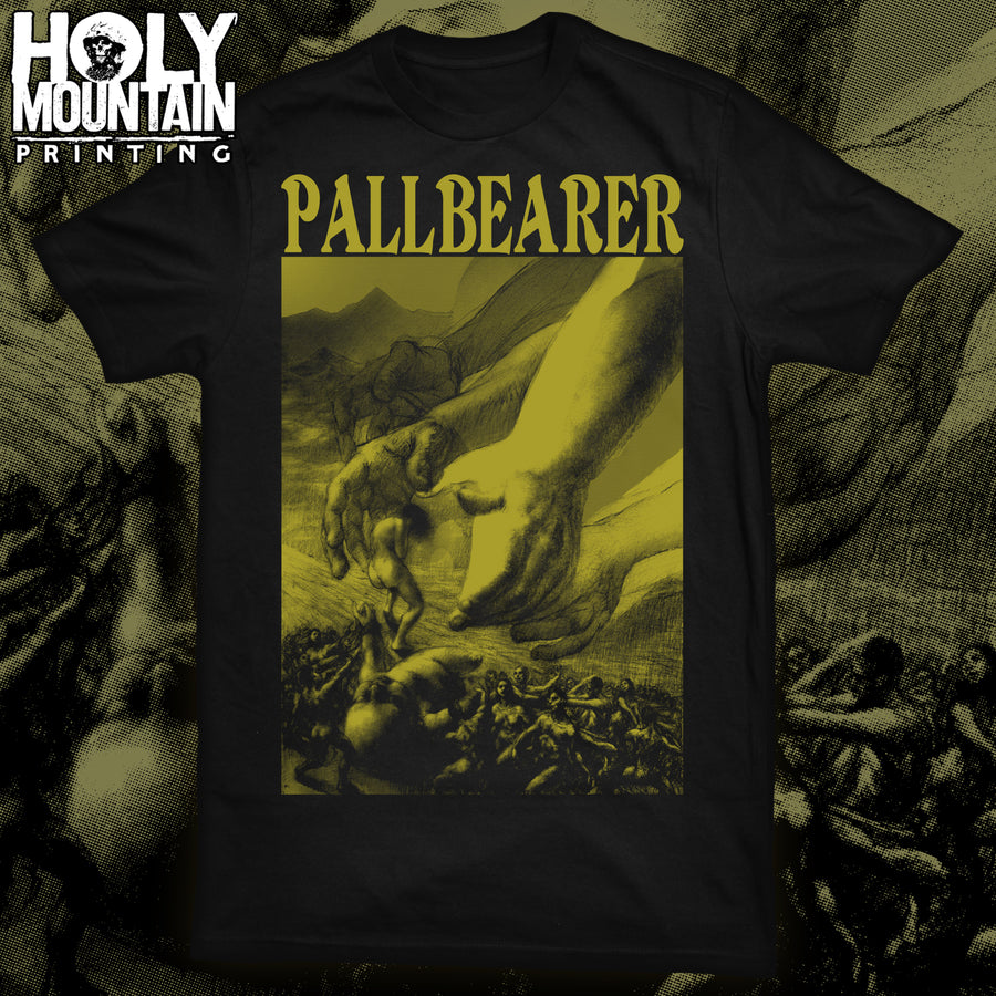 "PALLBEARER ""HANDS"" SHIRT"