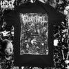 "FULL OF HELL ""HARSH DEATH"" SHIRT"