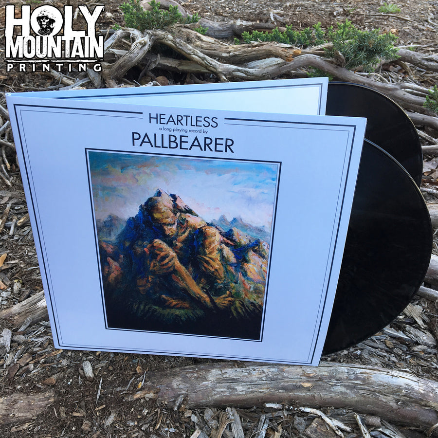 "PALLBEARER ""HEARTLESS"" VINYL"