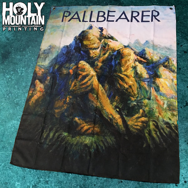 "PALLBEARER ""HEARTLESS"" FLAG"