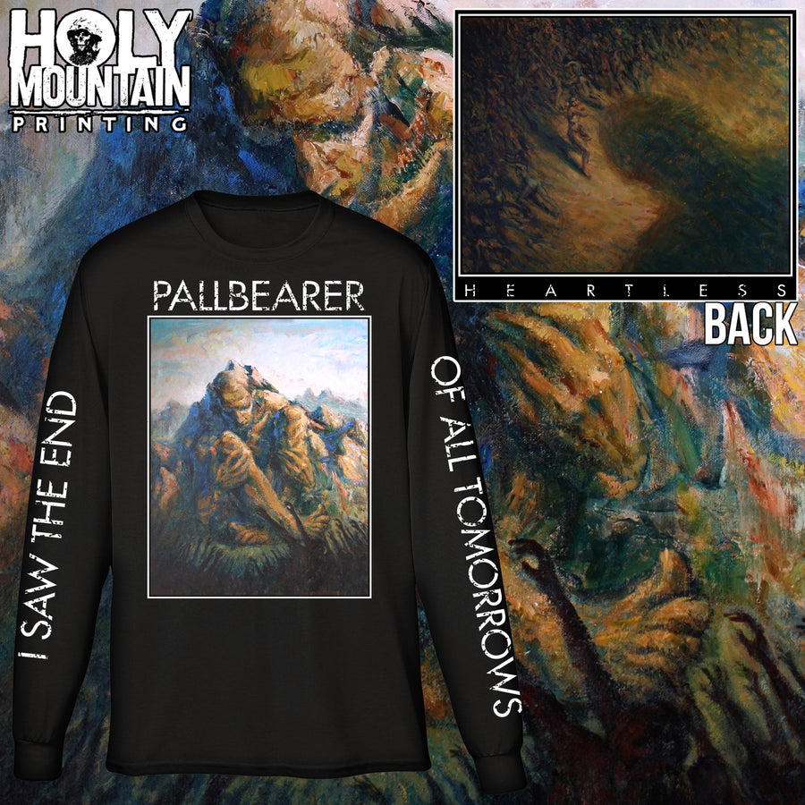 "PALLBEARER ""HEARTLESS"" LONG SLEEVE SHIRT"